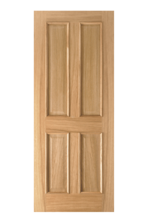 Oak Regency 4 Panel RM2S Internal Standard Door