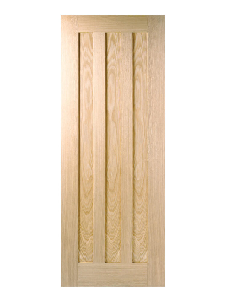 Pre-finished Oak Idaho Internal Fire Door