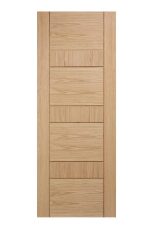 Pre-Finished Oak Edmonton Internal Door
