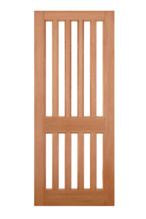 LPD Hardwood Windsor Unglazed External Door