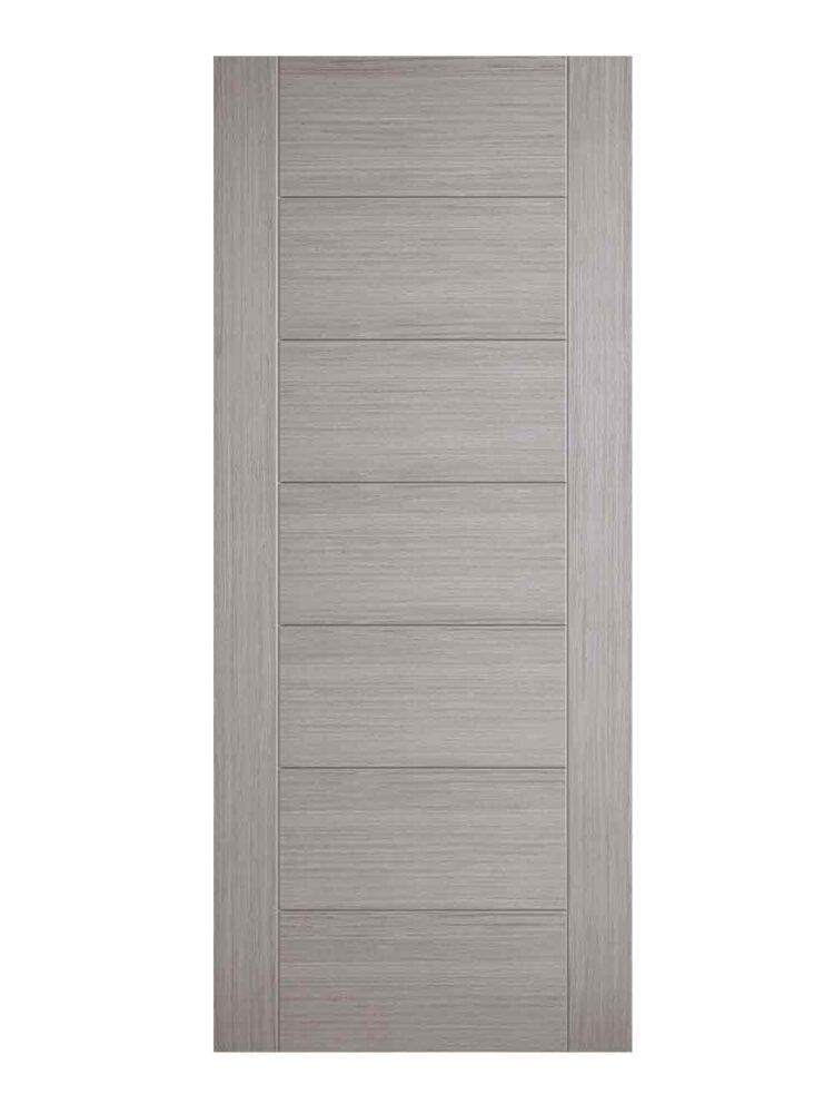 Light Grey Hampshire FD30 Fire Door