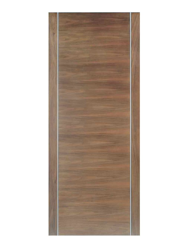 Walnut Alcaraz FD30 Fire Door