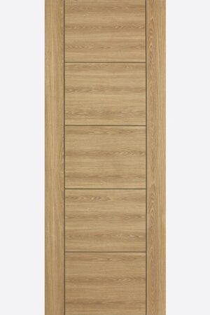 LPD Vancouver 5P Laminated Pre-finished Oak Internal FD30 Fire Door 2