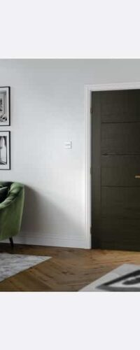 LPD Vancouver 5P Pre-finished Smoked Oak Internal FD30 Fire Door 3