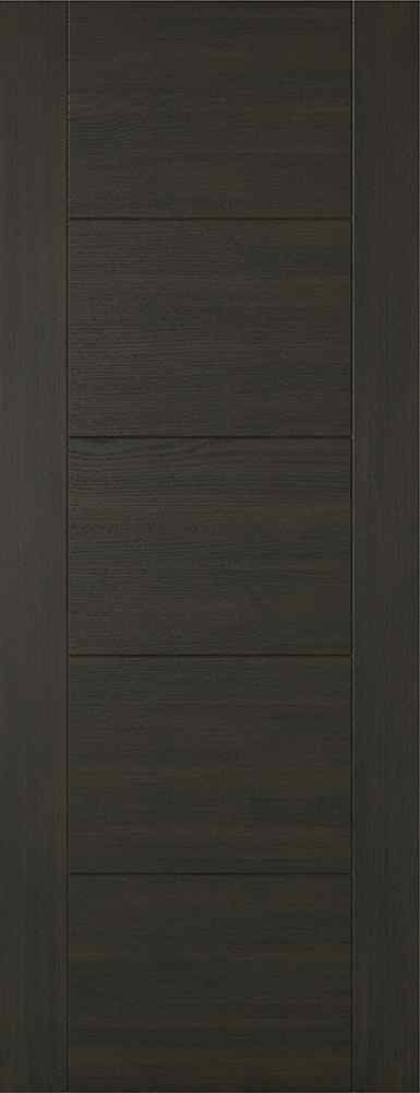 LPD Vancouver 5P Pre-finished Smoked Oak Internal FD30 Fire Door 1