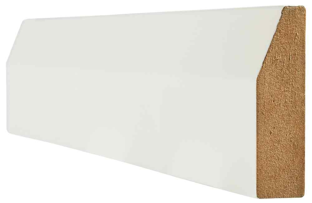 LPD Chamfered White Primed Architrave 1