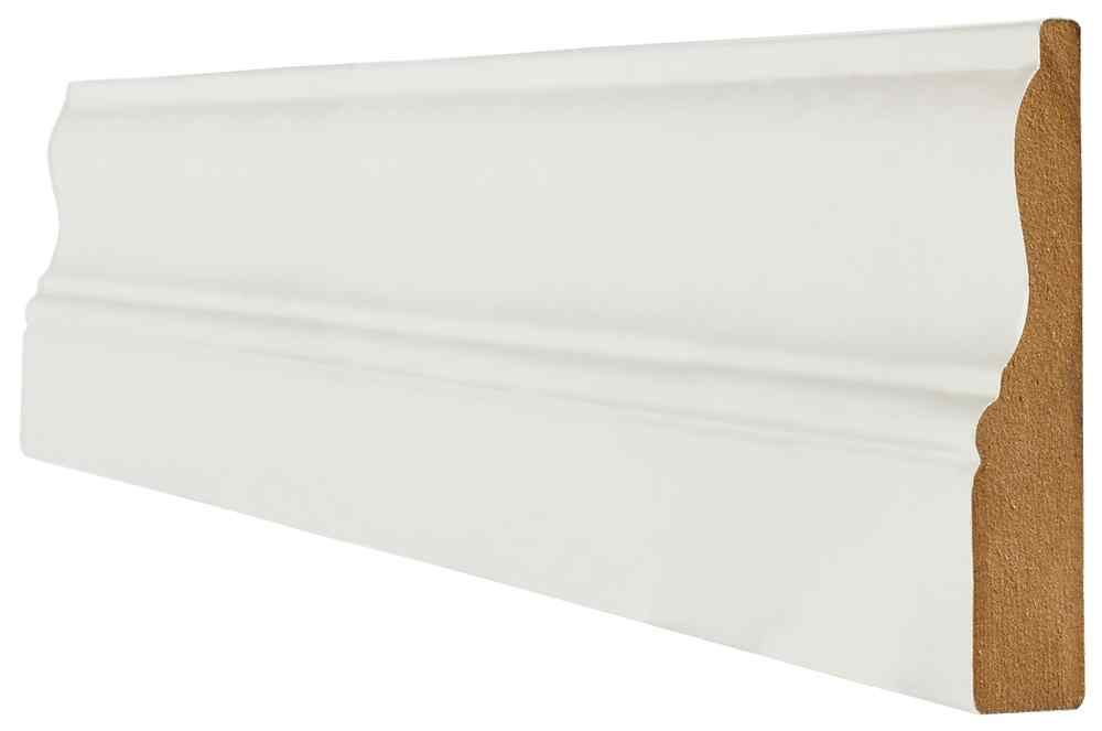 LPD Ogee White Primed Architrave 1