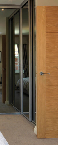 JB Kind Tigris Oak Internal Fire Door 4